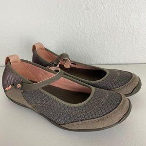 TEVA niyama flat slate women's shoes
